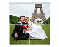 "Unisub Chromaluxe Gloss White 11.7""x11.7"" Photo Tile - Square"