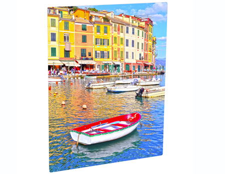 "Unisub Chromaluxe 20""x30"" Gloss White Aluminum Photo Panel"