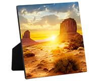 """Unisub Chromaluxe 6""""x6"""" Photo Panel With Easel"""