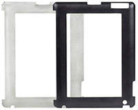 Unisub Chromaluxe iPad Mini 2,3,4 Textured Plastic Frame