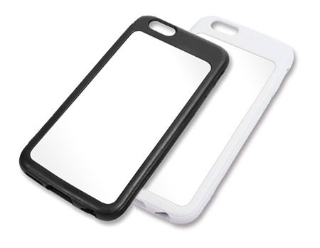 Unisub Chromaluxe iPhone-6, 6s Rubber Like Phone Switch Case Grip