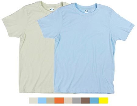 Vapor Apparel Mens Basic Short Sleeve T Shirt - American Back Country