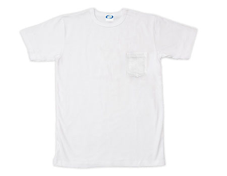 Vapor Apparel Mens Basic Pocket Short Sleeve T Shirt