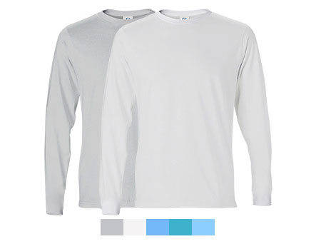 Vapor Apparel Mens Solar Performance Long Sleeve T Shirt