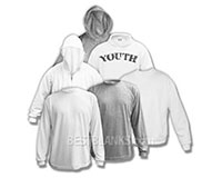 Vapor Apparel Cold Weather Sweatshirt Sample Pack