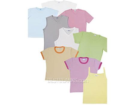 Vapor Apparel Ladies T-Shirt Sample Pack