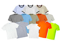 Vapor Apparel Basic T Shirt Sample Pack