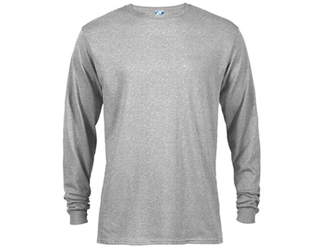 Vapor Apparel Youth Basic Long Sleeve Shirt