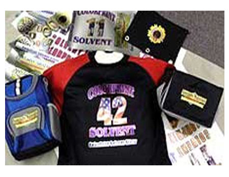 ColorPrint Solvent Gloss Heat Transfer Vinyl