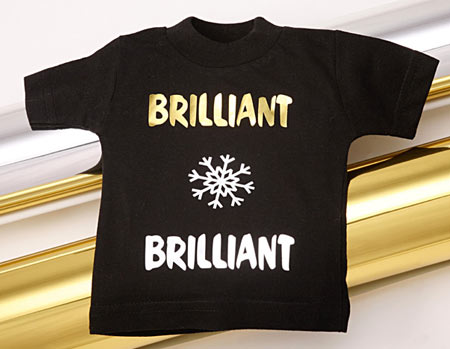 DecoFilm Brilliant Heat Transfer Vinyl