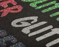 GlitterFlex II Heat Transfer Vinyl