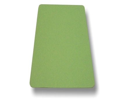 Green Heat Conductive Rubber 10.5x4.875x.125