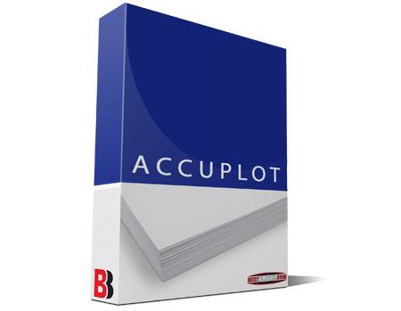 "AccuPlot Sublimation Heat Transfer Paper 8.5""x14"""