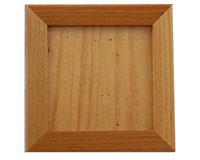 "Alderwood Trivet Frame - Holds 6"" Tile"