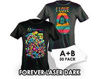 Forever Laser Dark 11X17
