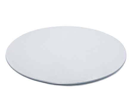 "Glass Sublimation Kitchen Cutting Board 12""x15"" Oval"