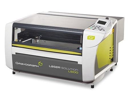 Gravograph LS100 CO2 Laser Engraver
