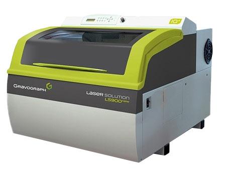 Gravograph LS900 CO2 Laser Engraver