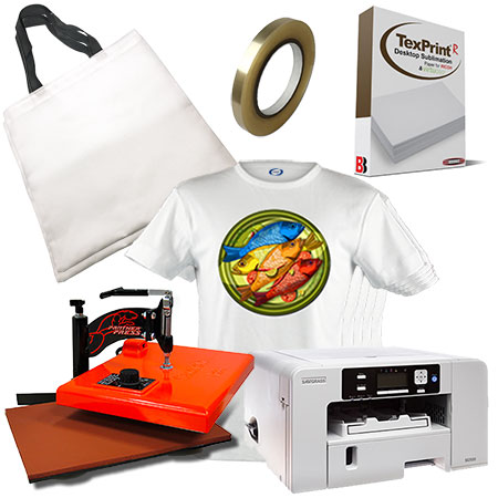 Hobby Press Kids Sublimation Bundle