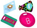 Unisub Luggage and Bag Tags
