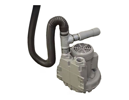 Vacuum Pump Kit for FCX2000-60, 120 and 180 VC's 1.50HP, 110V