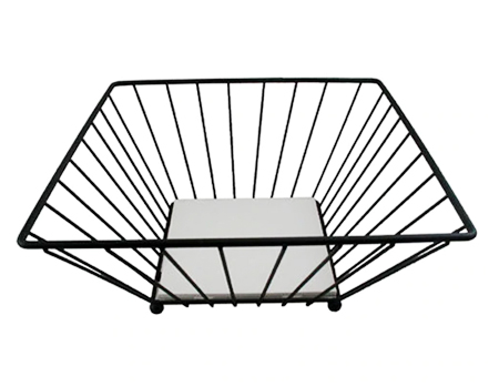 "Metal Basket For 4.25"" Tile"