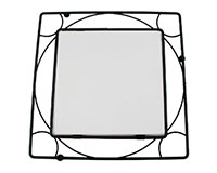 "Metal Trivet Frame For 6"" Tile"
