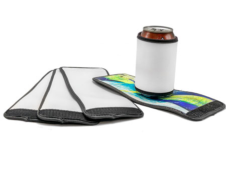Blank Can Wrap Insulator Koozie