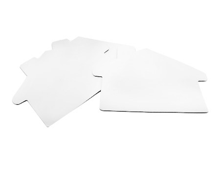 Blank House Mouse Pad