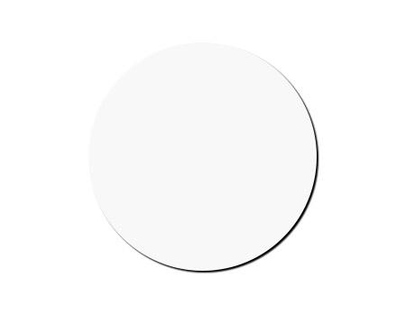 Blank Coaster Round 3.5x0.125