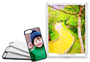 Blank iPhone and iPad Hard Cases For Sublimation Printing