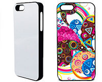 iPhone 4, 4S Phone Case with Sublimation Blank Insert