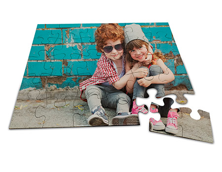 "Sublimation Puzzle 7.5""x9.5"" - 110 Piece"