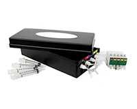SubliJet-IQ-Quick Connect DX II Kit Sublimation Ink System Epson WF7010 Printers