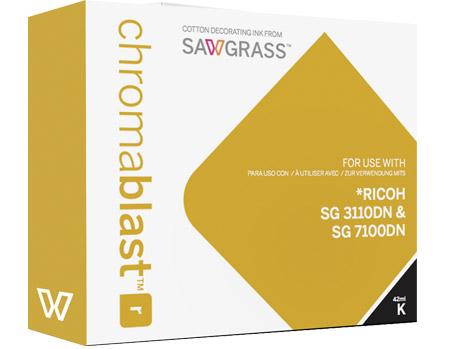 Ricoh SG3110DN/SG7100DN ChromaBlast-R Cartridge Black