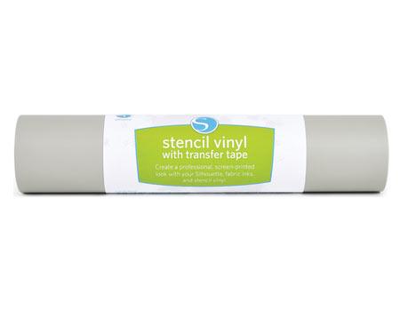 Silhouette Stencil Vinyl