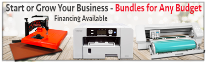 Start or Grow Your Business - Bundles for any budget.