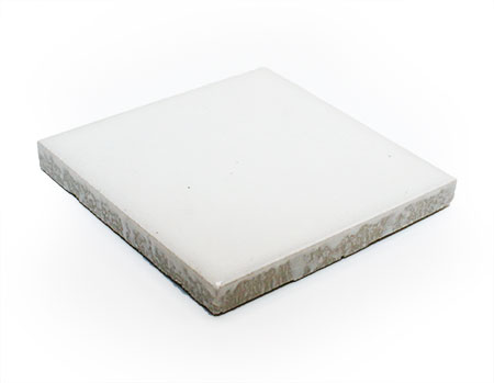 "Ceramic Tile 2""x2"" Satin - 42 per case- Spacerless"
