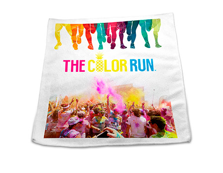 "Polyester Sublimation Towel - 16""x16"""