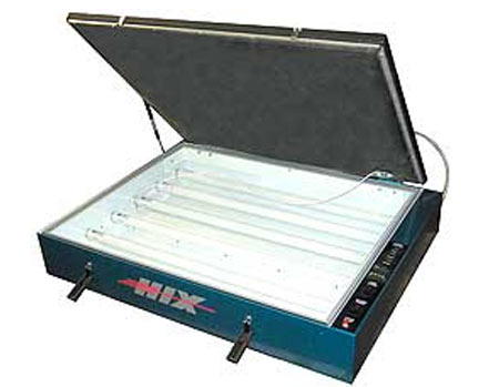 Hix TT-180 Table Top Exposure Unit