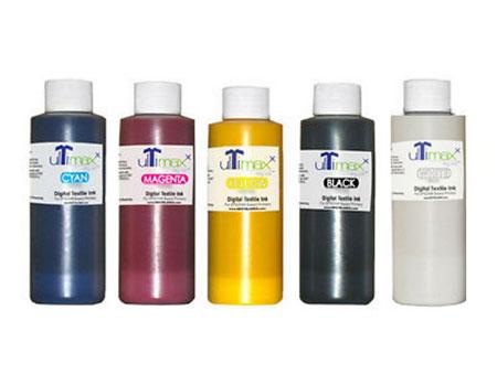 UltiMaxx DTG Ink 500ML Bottles