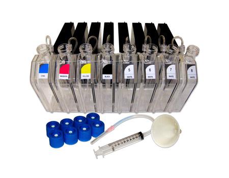 UltiMaxx DTG Bulk Ink System For Epson 4880 Printers