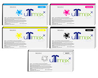 UltiMaxx DTG Ink For Epson 4880 Printers, 220ML Cartridges